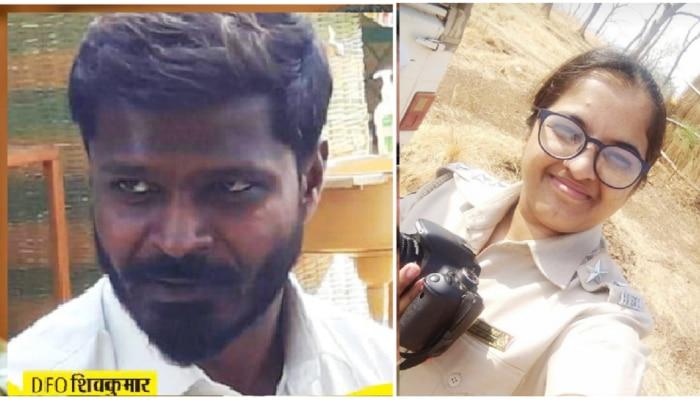 """Deepali chavan suicide """"कोणतंही काम नसताना तो अधिकारी रात्री भेटायला बोलवायचा"""", महिला अधिकाऱ्याने स्वत:वर गोळ्या झाडल्या"""