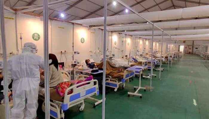 Corona : नागपुरात आजही मोठी वाढ, तब्बल 54 रुग्णांचा मृत्यू