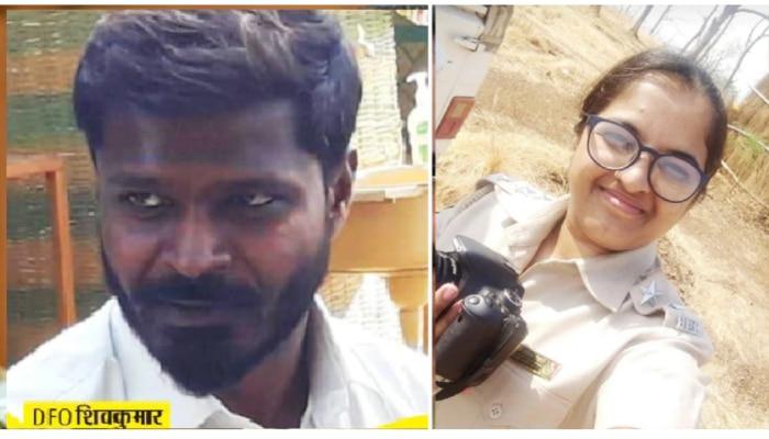 Deepali chavan suicide case   धक्कादायक आरोप : ''दीपाली चव्हाण आत्महत्या प्रकरणातील मुख्य आरोपी शिवकुमारला कोठडीत खायला मटण''