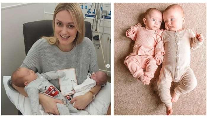 Super Fetation : गरोदर असताना पुन्हा महिला गरोदर, दिला दोन्ही बाळांना जन्म