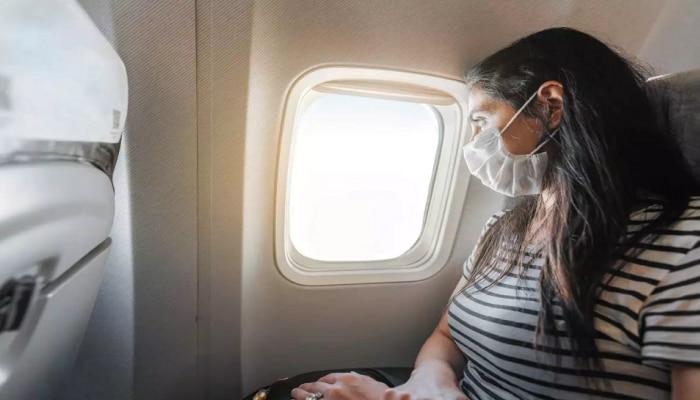 विमान प्रवासादरम्यान हे नियम पाळा; कोरोना प्रतिबंधक गाईडलाईन्स जारी