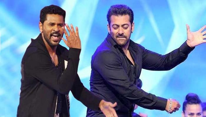 Salman Khanच्या करियरला कलाटणी देण्यामागे प्रभू देवांचा मोलाचा वाटा