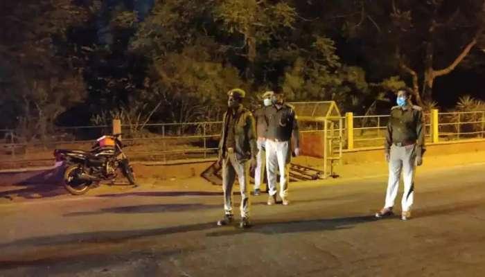 कोरोनाचा उद्रेक : आता आणखी एका शहरात नाईट कर्फ्यू,  24 तासात बाधितांचा आकडा वाढला