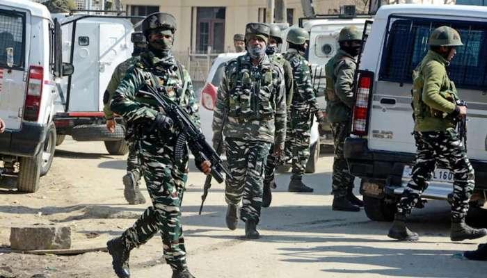 सुरक्षा दलाला काश्मीर खोऱ्यात मोठे यश, चकमकीत 3 अतिरेक्यांचा खात्मा
