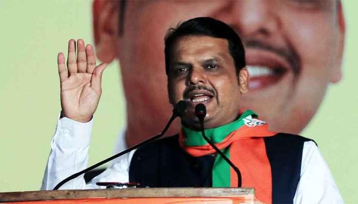 महाराष्ट्रात 'लॉक'शाही, सरकारचा दुराचार चव्हाट्यावर आणा- फडणवीस