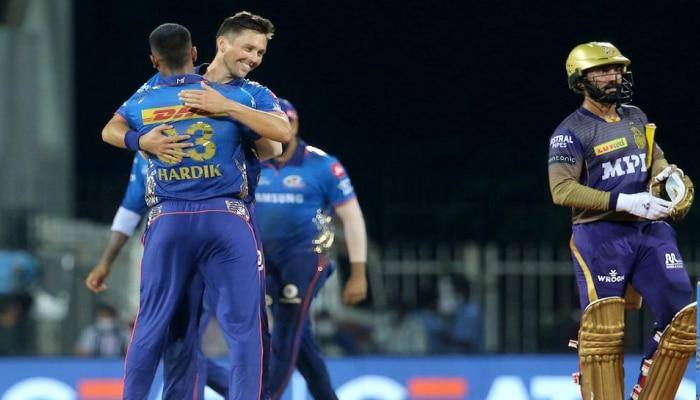 IPL 2021: आपल्या डेब्यूमॅचमध्ये रेकॅार्ड करणऱ्या या खेळाडूने मुंबईची मॅच पलटली, 3 चौके आणि 13 धावांची कहानी!