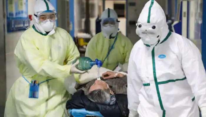 Coronavirus : राज्यातील 'या' जिल्ह्यात भयानक स्थिती, एकाच बेडवर दोन ते तीन रुग्ण