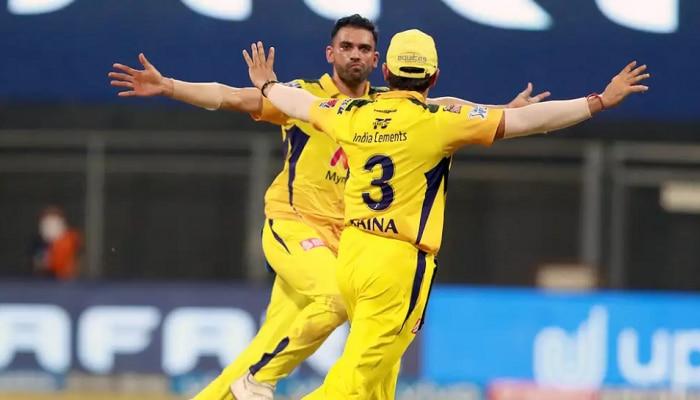IPL 2021: दीपक चाहरला सोशल मीडियावर कोणी तरी न खेळण्याचा सल्ला दिला, मग त्याने असे उत्तर दिले