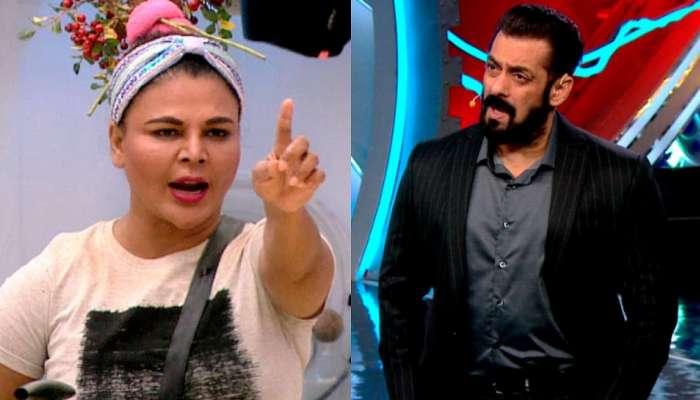 Rakhi Sawant करता Salman Khan बनला 'देवदूत', केली खास गोष्ट