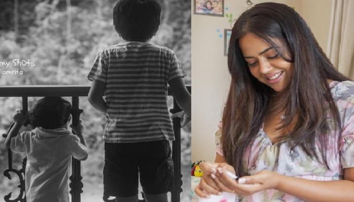 दोन वर्षाच्या मुलीसोबत अभिनेत्रीचं संपूर्ण कुटुंब कोरोनाच्या विळख्यात