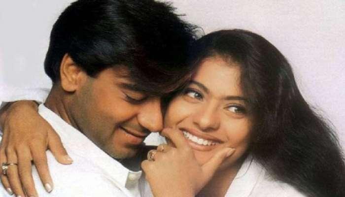 काजल-अजय देवगनची लव्हस्टोरी, दोघं प्रेमात पडले तेव्हा करत होते 'इश्क'मध्ये काम