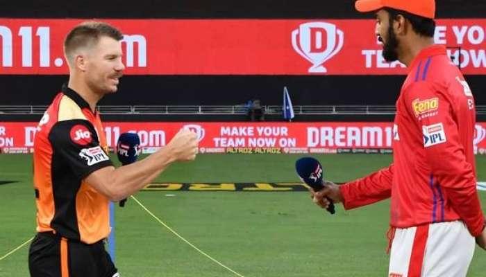 IPL2021: मनीष पांडेच्या रिप्लेसमेन्टनं हैदराबादला आजतरी विजय मिळेल की पंजाब बाजी मारेल?