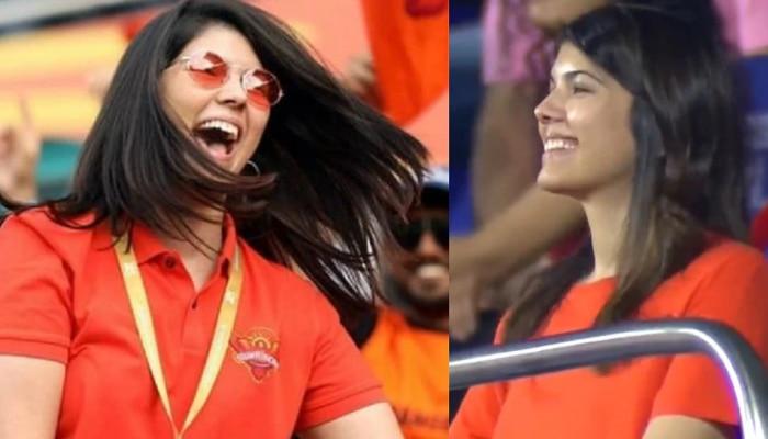 IPL 2021: मिस्ट्री गर्ल Kaviya Maran मुळे पुन्हा एकदा सोशल मीडियावर धुमाकूळ