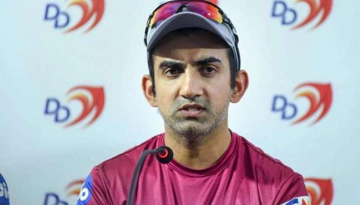 IPL 2021: गौतम गंभीर यांनी या फलंदाजाला घेतलं फैलावर; म्हणाले, करतो तर 80-90 नाहीतर काहीच नाही!