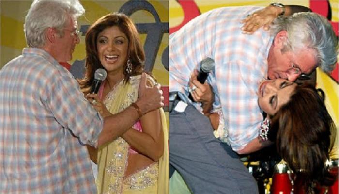शिल्पा शेट्टीचा घेतलेला किस साधा नव्हता...प्रकरण कोर्टात गेलं, माफीनंतर गडी सुटला