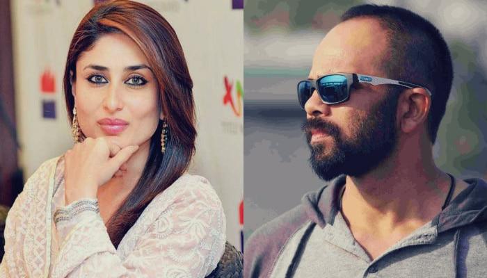 शुल्लक कारणासाठी Rohit Shettyला मागावी लागली होती Kareena Kapoorची माफी