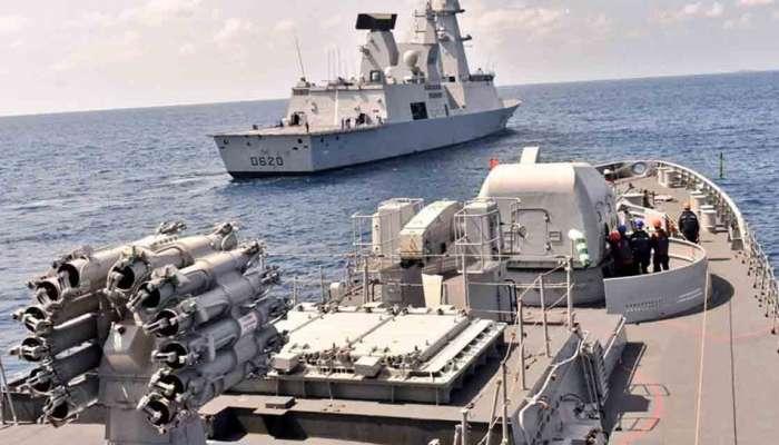 कोरोना विरुद्ध लढण्यासाठी नौदलाचे ऑपरेशन Samudra Setu II