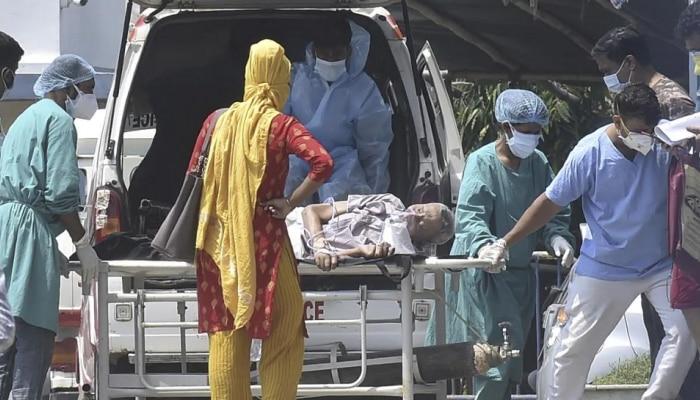 सरकारी रुग्णालयात 15 जणांचा मृत्यू; ऑक्सिजनच्या तुटवड्यामुळे जीव गेल्याचा आरोप