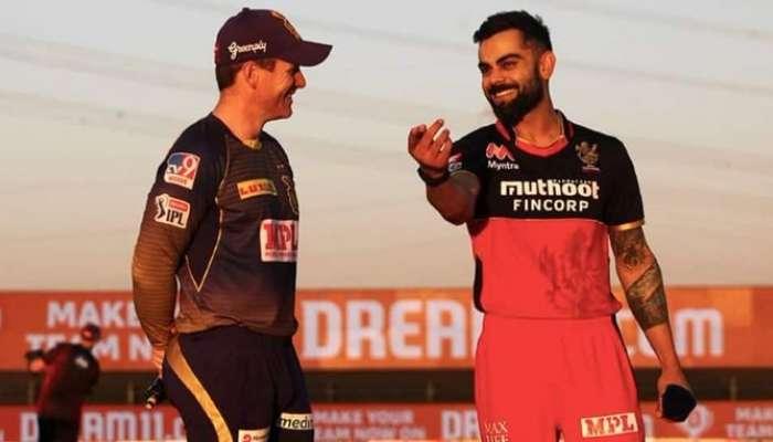 IPL 2021: कोलकाता विरुद्ध बंगळुरू सामन्यात कोरोनाचा शिरकाव, 2 जणांचे रिपोर्ट पॉझिटिव्ह