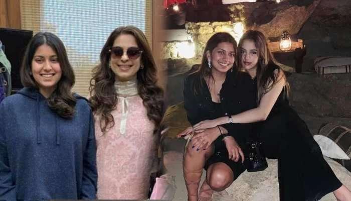 Juhi Chawla ची मुलगी बॉलिवूड अभिनेत्रींपेक्षा अतिशय सुंदर