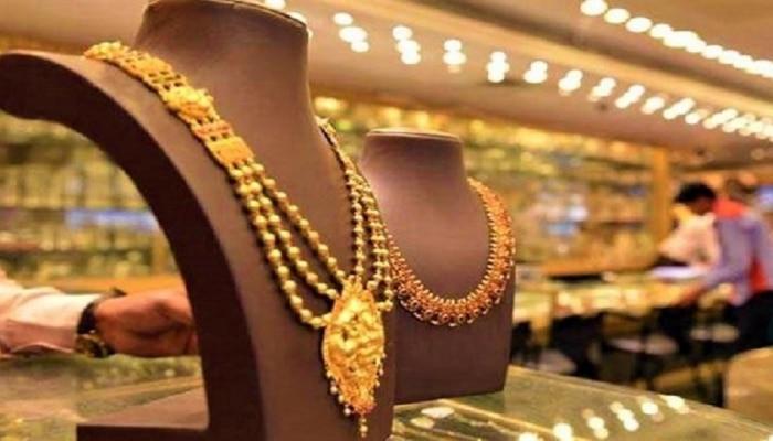 Gold Rate Today   आता तरी सोन्यात गुंतवणूकीची संधी घालवू नका; घसरलेल्या दरांचा फायदा घ्या