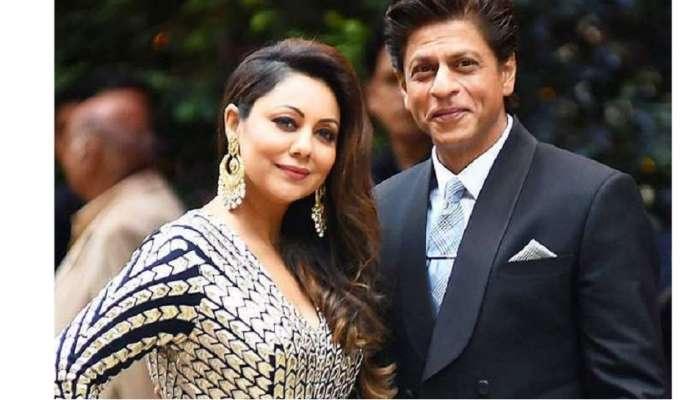 """शाहरुख बायको गौरीला सर्वांसमोर म्हणाला...""""गौरी बुरखा घाल, घराबाहेर जायचं नाही, तुझं नाव आयशा ठेवलंय.."""""""