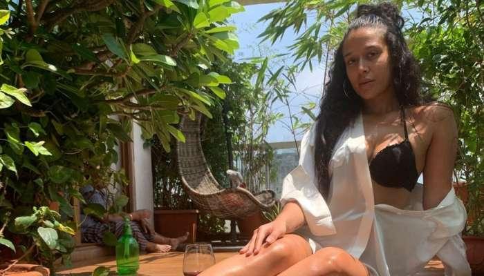 Tiger Shroff ची बहिण कृष्णा श्रॉफचा हॉट अंजाद, व्हिडिओ सोशल मीडियावर चर्चेत