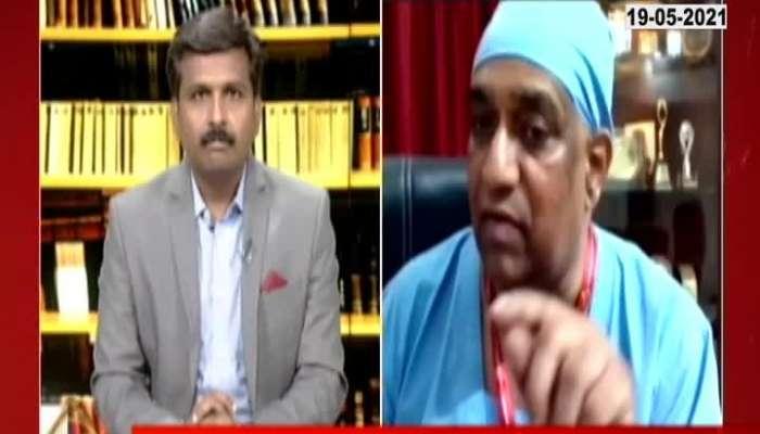 Dr Sanjay Oak on how Task Force work in corona crisis