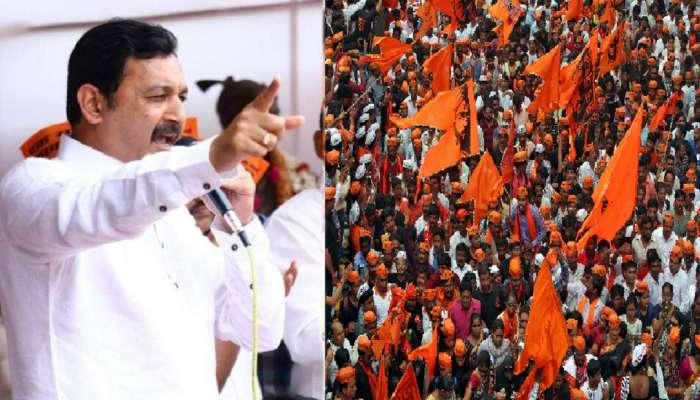 Maratha Reservation : आरक्षणासाठी उद्यापासून मूक आंदोलन, संभाजीराजेंनी केलं 'हे' आवाहन