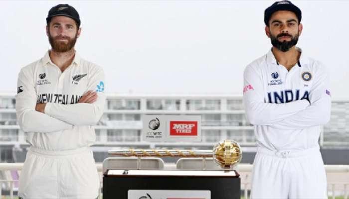 WTC 2021 Final: केन विल्यमसननं जिंकला टॉस, टीम इंडियाची पहिली फलंदाजी