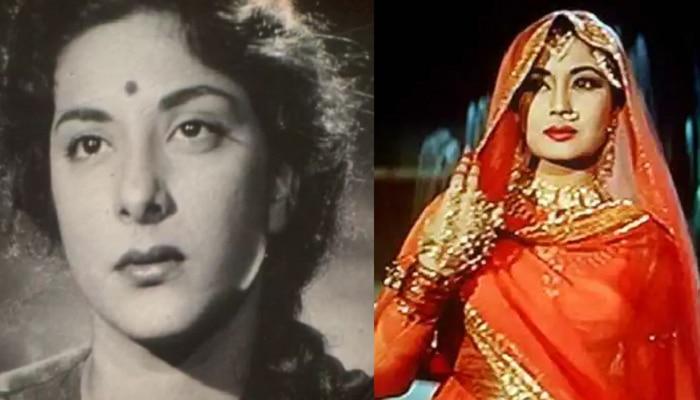 मीना कुमारी यांच्या निधनानंतर नरगिस का म्हणाल्या...'मौत मुबारक हो'