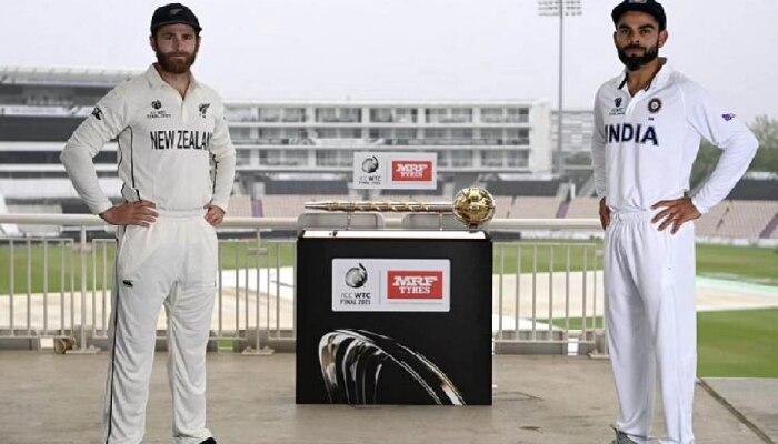 ICCवर भडकले माजी खेळाडू; WTC अंतिम सामना इंग्लंडमध्ये खेळवण्यावर केले प्रश्न उपस्थित