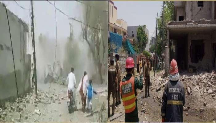 ज्याचा मुंबई हल्ल्यात हात होता, पाकिस्तानात आज त्याच्या घराजवळ बॉम्बस्फोट