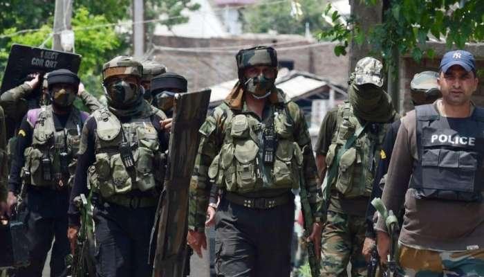 भारतीय सुरक्षा दलांची मोठी कारवाई, दोन दहशतवाद्यांचा खात्मा