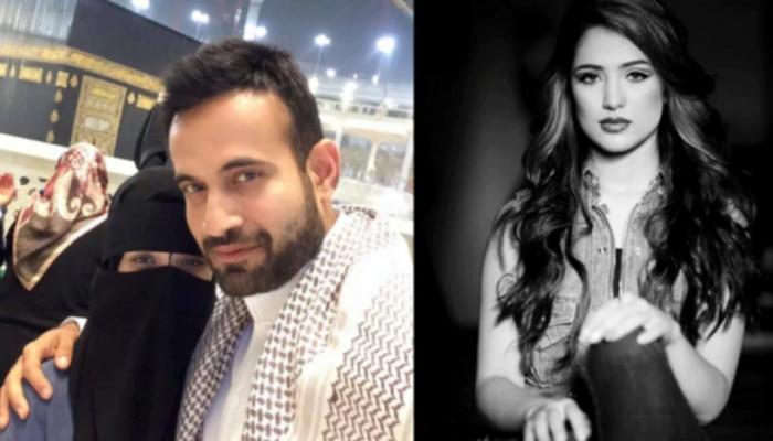 Irfan Pathanची पत्नी Safa Baigचा चेहरा कायम राहिला वादाच्या भोवऱ्यात