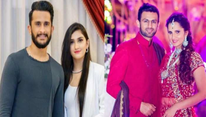 या पाकिस्तानी क्रिकेटपटूंच्या पत्नींचे सौंदर्य अभिनेत्रींपेक्षा कमी नाही