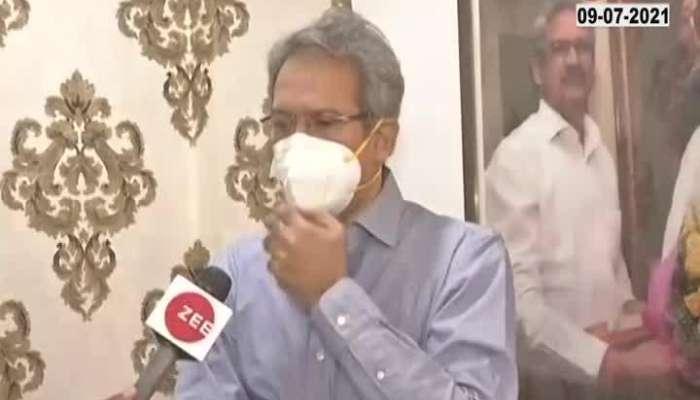 Shiv Sena leader Anil Deshmukh Exclusive interview