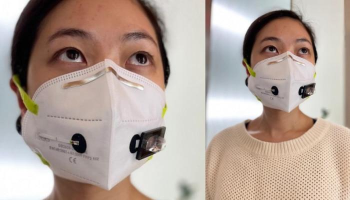 हा Face Mask करणार तुमची कोरोना टेस्ट; 90 मिनिटांत देणार रिपोर्ट