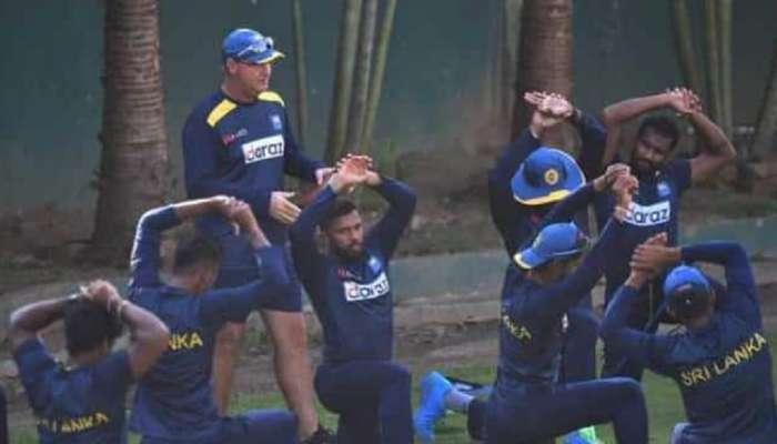 Ind vs Sl: कोचनंतर खेळाडू  कोरोना पॉझिटिव्ह; सीरिज रद्द होणार?
