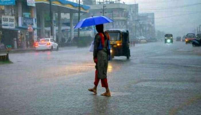 महाराष्ट्रात लवकरच पावसाची शक्यता, मुंबई-कोकणात मुसळधार पावसाचा इशारा