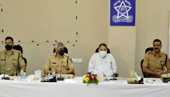 BIG NEWS । सरकारचा मोठा निर्णय; राज्यात मेगा पोलीस भरती, 12 हजार पदे भरणार