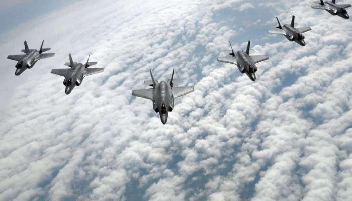 चीनची नवी चाल! पूर्व लडाखमध्ये बनवलं लढाऊ विमानांच नवं एअरबेस