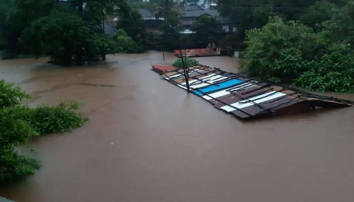 Maharashtra Rain Photos : महाराष्ट्रात पावसाचे थैमान, पाहा पूरस्थिती
