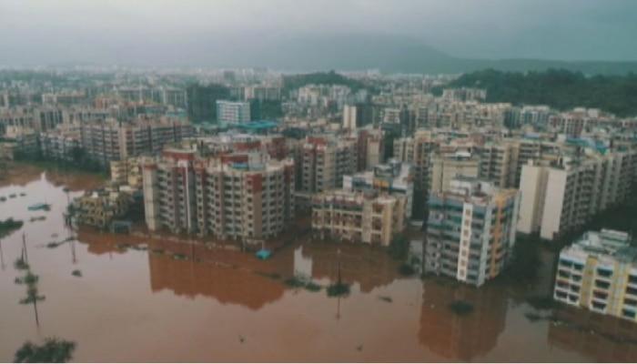 बदलापूरच बॅरेज धरण पाण्याखाली, अंबरनाथ आणि बदलापूर शहरांचा पुरवठा तीन दिवस बंद राहणार