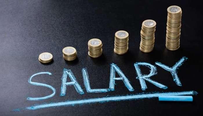 7th Pay Commission : केंद्रीय कर्मचाऱ्यांची 23760 रुपये सॅलरी वाढणार