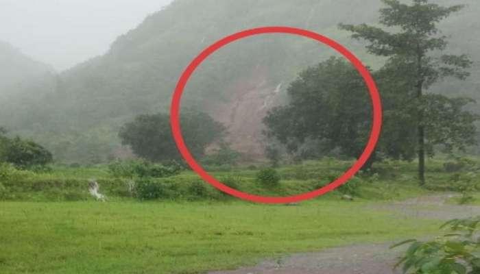 महाड : तळई गावात दरड कोसळून 35 जणांचा दुर्देवी मृत्यू