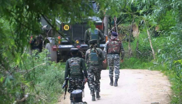Jammu Kashmir: चकमकीत भारतीय जवानांकडून 1 दहशतवादी ठार; शोध मोहिम सुरू
