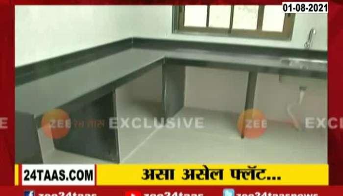 Mumbai Sample Flat Of New BDD Chawl