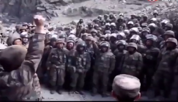 Galwan Clash Video: गलवान संघर्षाचा आणखी एक Video Viral; भारत- चीनची टक्कर सर्वांसमोर
