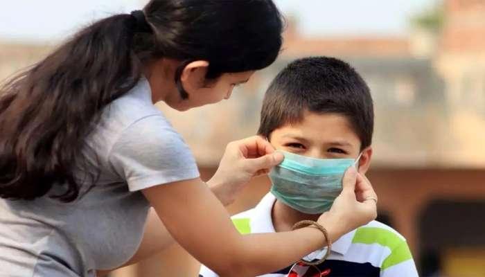 या देशात मुलांमध्ये कोरोना रुग्णवाढीचा मोठा उच्चांक, रुग्णालयात दाखल झालेल्या मुलांची रेकॉर्डब्रेक संख्या